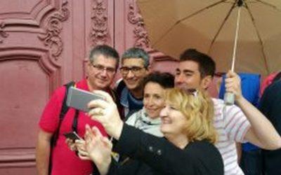 Le Groupe PANZANI utilise la gamification smartphone pour son séminaire Teambuilding international à Lyon !