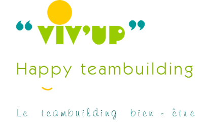 Brochet-Teambuilding lance son innovation happy teambuilding VIV'UP® d'entraînement au Bien-être & Bonheur au travail !