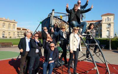 Brochet-Teambuilding ouvre la voie d'une nouvelle forme d'expérience Séminaire «SmartFun intelligences»