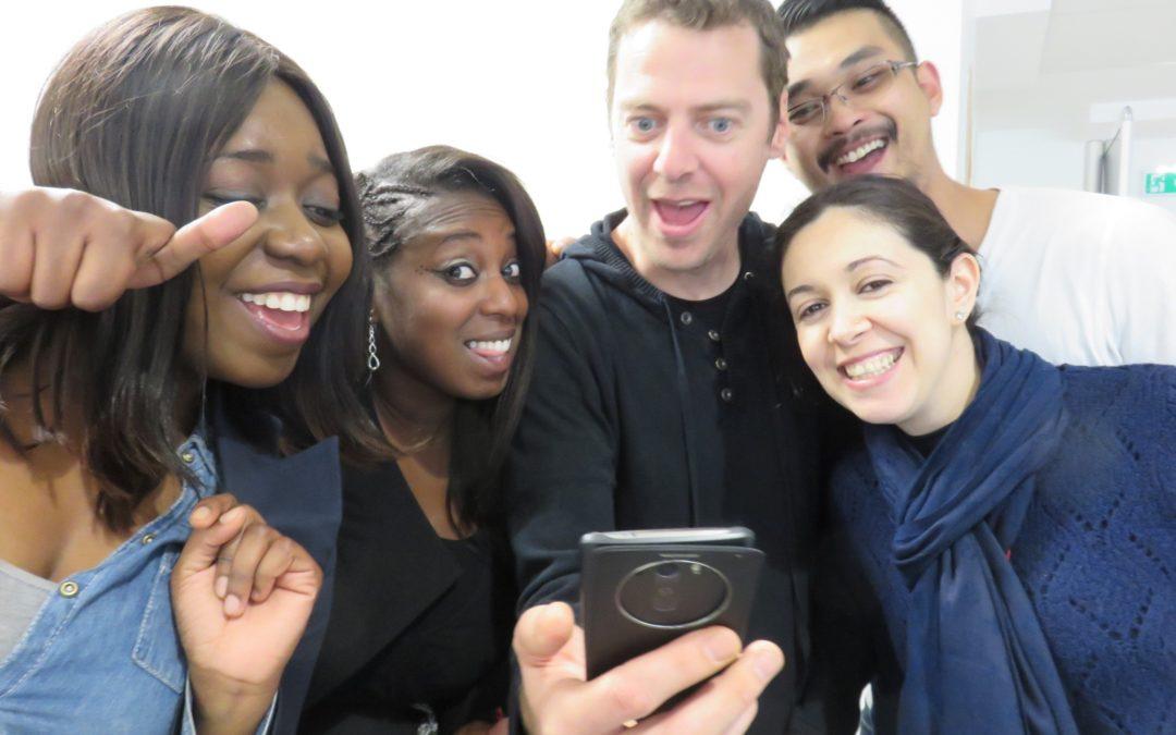 Le groupe HomeServe passe à la Gamification Smartphone Teambuilding !
